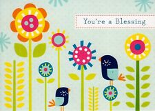 Hallmark You Are A Blessing Blank Note Greeting Card