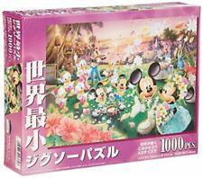 1000 piece Jigsaw puzzle Disney Hawaiian Wedding Dream World's smalles