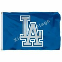 LOS ANGELES DODGERS Flag 3X5 FT MLB Banner Polyester