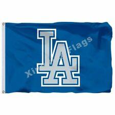 LOS ANGELES DODGERS Flag 3X5 FT MLB Banner Polyester