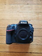 Nikon D800 36.3MP Digital SLR Camera - Black (Body + Accessories)