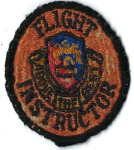 US ARMY FLIGHT INSTRUCTOR MILITARY PATCH