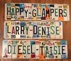 License Plate Letters $1.99 ea & Numbers $0.99 ea. Signs, Crafts, Tags, Etc .