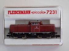 Locomotive Diesel DB V212 Echelle N FLEISCHMANN