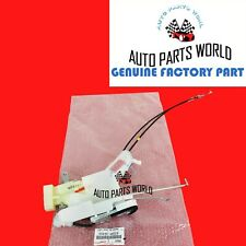 NEW GENUINE OEM LEXUS 99-03 RX300 LEFT DRIVER SIDE FRONT DOOR LOCK 69040-48020