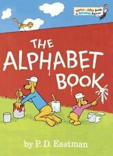 Bright and Early Books: The Alphabet Book by P. D. Eastman (2015, Picture Book)