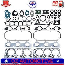 Mitsubishi Magna, Verada, Pajero, Triton V6 SOHC Fuel Inj 6G74 Full Gasket Kit