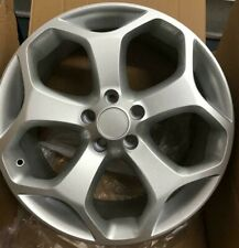 "18""st sil Alloy Wheels Ford Focus/Mondeo/Transit Connect/Jaguar/Volvo with tyres"
