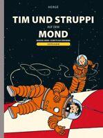 Tim und Struppi auf dem Mond - Carlsen Comics - deutsch - NEUWARE