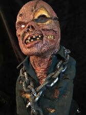 Friday The 13th Part 7 Jason Display Bust Halloween Prop Life Size Mask Savini