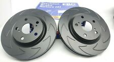 FOR TOYOTA AVALON CAMRY 07-18 EBC SPORT HIGH PERFORMANCE V-SLOT BRAKE ROTORS