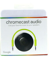 Google Chromecast Audio Media Streamer - free shipping to lower 48 states