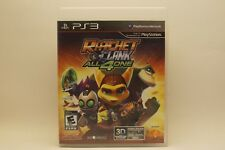 Ratchet & Clank All 4 One (Sony PlayStation 3, 2011)
