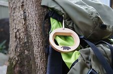 JP HAND MADE Strong Wooden light COFFE DRIPPER for Camping Outdoor backpack