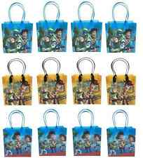 12 bags TOY STORY Party Favor Goody gift Candy bags birthday mickey minnie