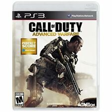 Call Of Duty: Advanced Warfare For PlayStation 3 PS3 COD Shooter Very Good 8E