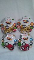 Marvel Collectible Tsum Tsum Mystery Packs, Series 1 & 2 - Set of 4!