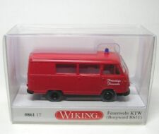 Borgward B611 KTW Pompier