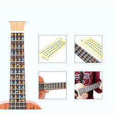 UKULELE SCALES NAME STICKER MUSIC NOTATION SELF-TAUGHT FINGERBOARD NICE