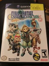 Final Fantasy: Crystal Chronicles - Nintendo GameCube - CIB Complete - Tested