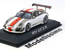 1:43 Minichamps Porsche 911 (997II) GT3 R Presentation 2011
