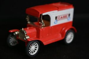 ERTL Replica Ford 1913 Model T Van CASE Eagles Truck Die-Cast Money Bank