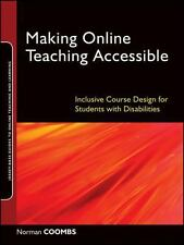 Making Online Teaching Accessible: Inclusive Course Design for Students with Di
