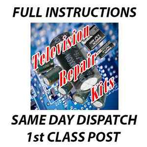 LG 50PS3000 50PS6000 50PS8000 ZSUS PLASMA TV REPAIR KIT - POOR / RED PICTURE