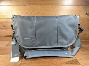 TIMBUK2 Classic Messenger Bag Gunmetal Gray Medium *NWT*