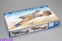 Trumpeter 02417 1/24 Hawker Hurricane Mk.IID Tropical hot