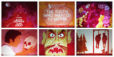 16mm Film THE YOUTH WHO WANTED TO SHIVER (1978) Hans Conried - HALLOWEEN CARTOON