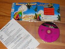 BIANCA GRAF - MALLORCA / 4 TRACK MAXI-CD 2001 & PROMO-INFO