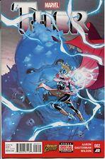 Thor Vol 4 #2 (2014, Marvel) 1st Ptg