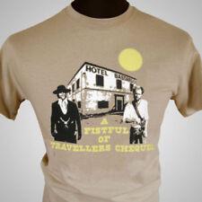 T-shirts beiges Gildan pour homme