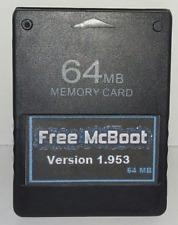 FMCB 64 MB PS2 Memory Card Free Mcboot 1.953