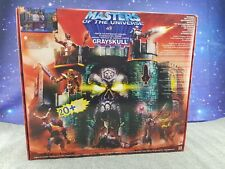 MASTERS OF THE UNIVERSE 2000X - CASTLE OF GRAYSKULL - NEW - MISB - 100% MINT