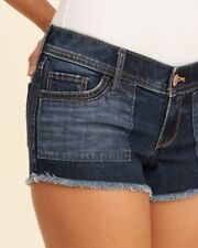 NWT Hollister/Abercrombie Womens Size 5/27 Cut Off Low Rise Short Shorts NEW