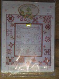 Crab Apple Hill Winter Wonderland Quilt Pattern 64 x 71