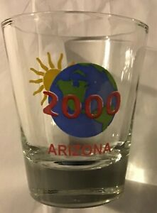Souvenir Shot Glass - 2000 Arizona