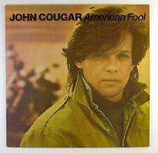 "12"" LP - John Cougar - American Fool - B4539 - washed & cleaned"