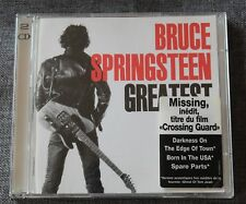 Bruce Springsteen, greatest hits, 2CD