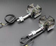 Universal LED Turn Signal lights Indicators For Kawasaki Motorcycle Street bike