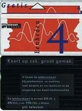 Telefoonkaart / Phonecard Nederland C006 ongebruikt - Zevende Serie