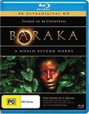 Baraka (Blu-ray, 2009) Region B