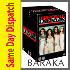DESPERATE HOUSEWIVES COMPLETE SEASON SERIES 1 2 3 4 5 6 7 & 8 DVD BOX SET R4