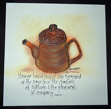 Hand Painted Canvas Wall Art by Rhonda Kullberg... A Gift For Family & Friends