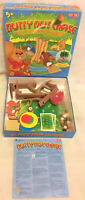 Nutty Nut Chase Squirrelly Board Game 2007 Tactic Complete Very Rare