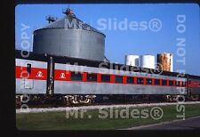 Original Slide Indiana Railroad Diner 'American Ingenuity' Barger IN 1992