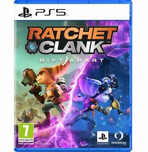 RATCHET E CLANK RIFT APART PS5 GIOCO IN LINGUA ITALIANA PER PLAYSTATION 5
