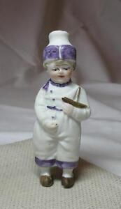 Dutch Boy Doll German Pee Willy Sailboat Naughty Bisque Squirter 1900
